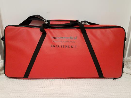 MOORMEDICAL MOOREMEDICAL COMPLETE ADULT AND KID FRACTURE KIT WITH WATERPROOF CASE Image 1