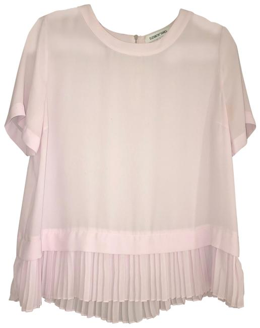 Preload https://img-static.tradesy.com/item/25952516/elizabeth-and-james-pink-silk-accordion-pleated-with-back-zipper-blouse-size-12-l-0-4-650-650.jpg