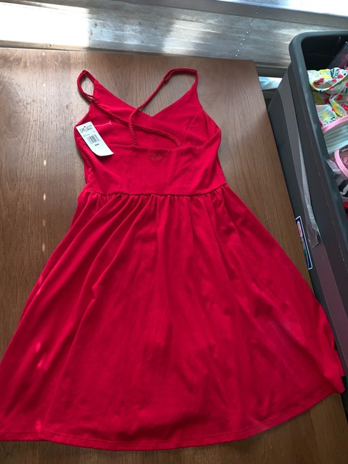 Fox Racing short dress red on Tradesy Image 1