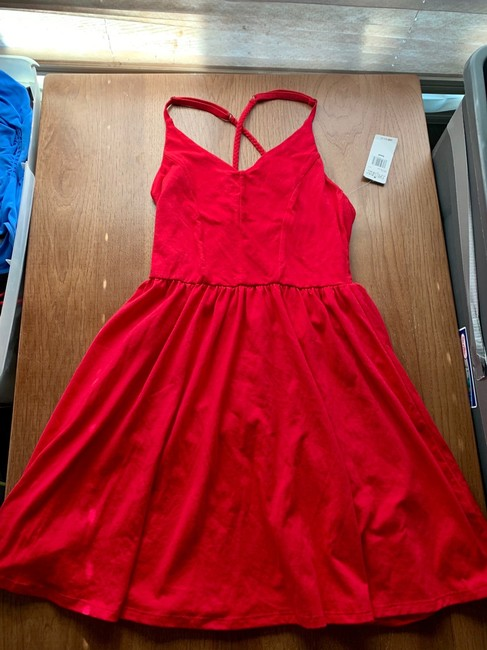 Fox Racing short dress red on Tradesy Image 2