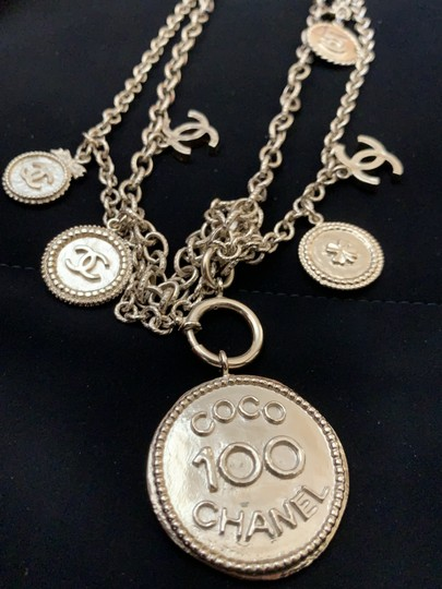 Chanel Limited Edition 100 Anniversary Coin Charm Image 1