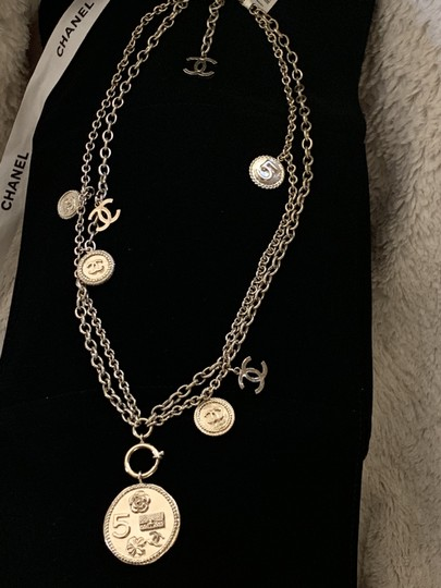 Chanel Limited Edition 100 Anniversary Coin Charm Image 11