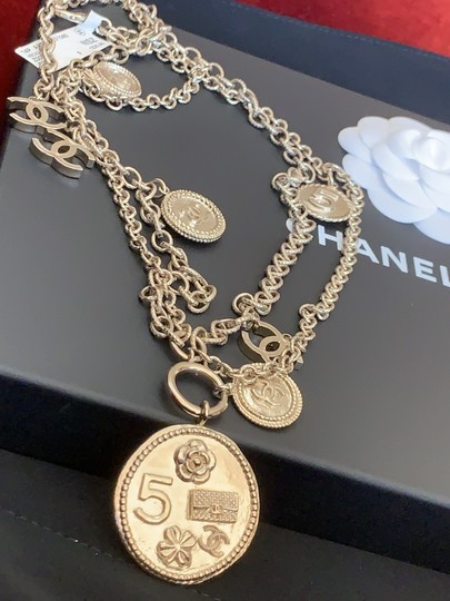 Chanel Limited Edition 100 Anniversary Coin Charm Image 2