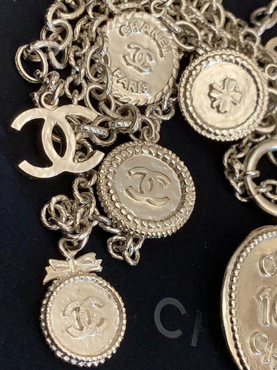 Chanel Limited Edition 100 Anniversary Coin Charm Image 3