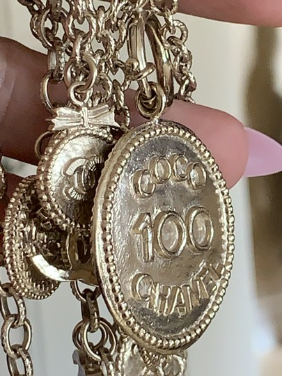 Chanel Limited Edition 100 Anniversary Coin Charm Image 5