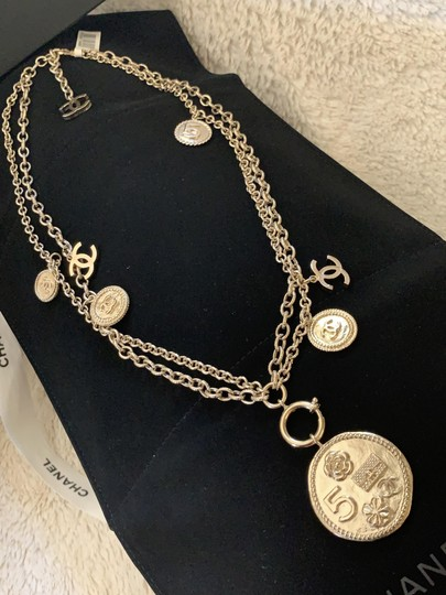 Chanel Limited Edition 100 Anniversary Coin Charm Image 8