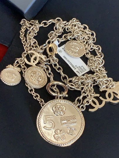 Chanel Limited Edition 100 Anniversary Coin Charm Image 9