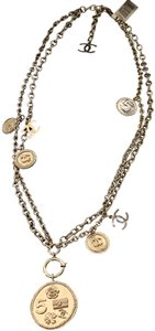 Chanel Limited Edition 100 Anniversary Coin Charm