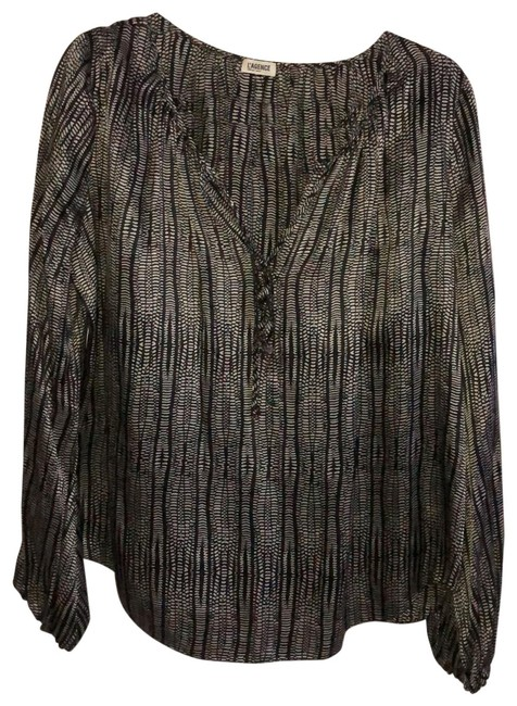Preload https://img-static.tradesy.com/item/25952537/l-agence-black-and-gray-silk-flowy-with-balloon-sleeves-blouse-size-4-s-0-3-650-650.jpg