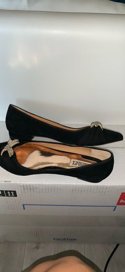 Badgley Mischka Flats Image 8