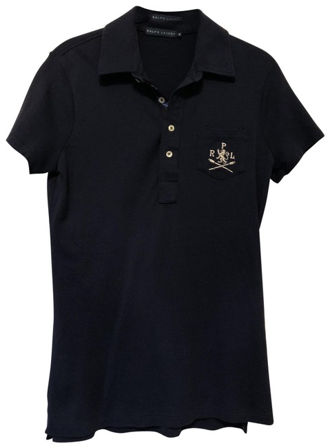Preload https://img-static.tradesy.com/item/25952632/ralph-lauren-navy-polo-tee-shirt-size-8-m-0-1-650-650.jpg