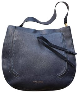 Marc by Marc Jacobs Satchel in Navy blue