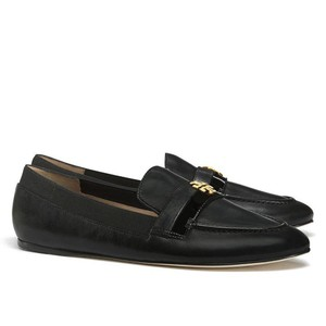 Tory Burch black/gold with tag Flats