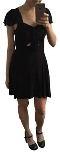 Macy's short dress Black on Tradesy