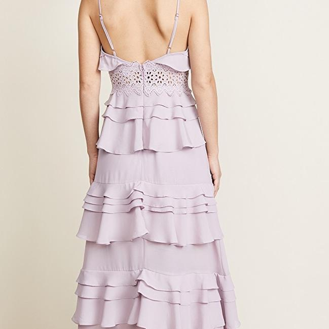 lilac Maxi Dress by Glamorous Image 1