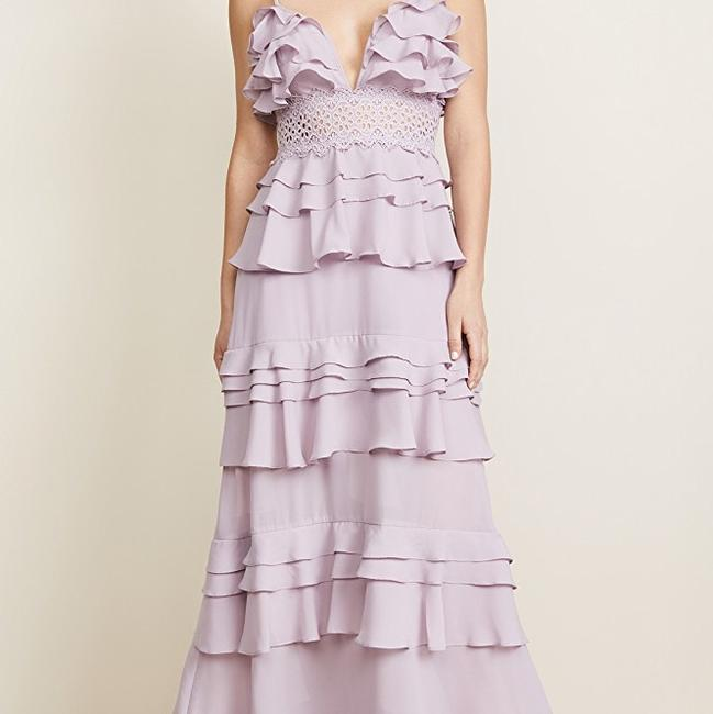 lilac Maxi Dress by Glamorous Image 4
