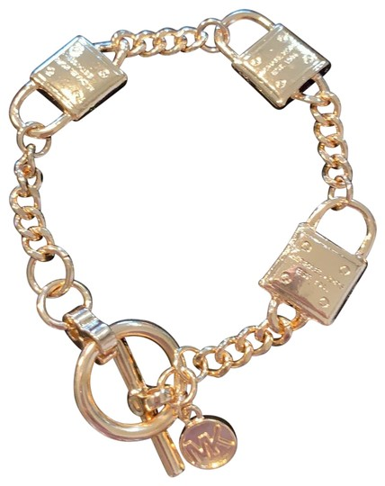 Michael Kors Toggle Bracelet gold-tone Locks Gold tone locks Toggle Bracelet Image 0