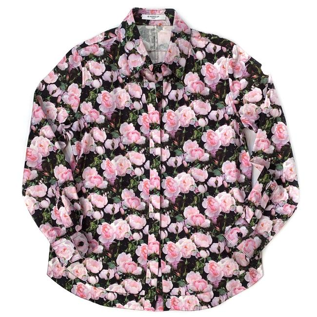 Givenchy Button Down Shirt Black Image 1