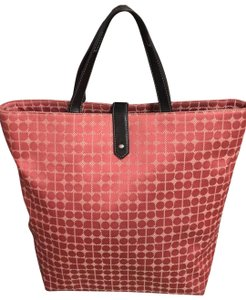 Kate Spade Tote in Pink with cream