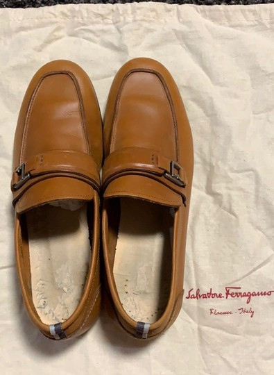 Salvatore Ferragamo Tan Formal Image 1