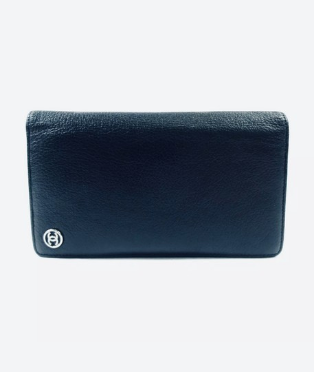 Chanel Pewter Clutch Image 1