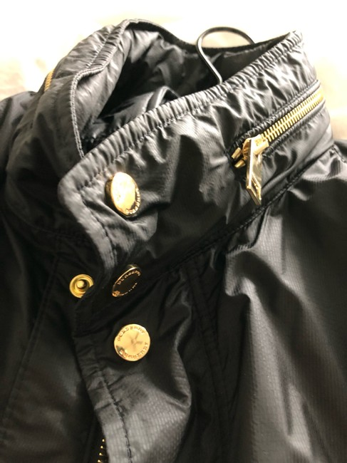 Burberry black and gold Jacket Image 2