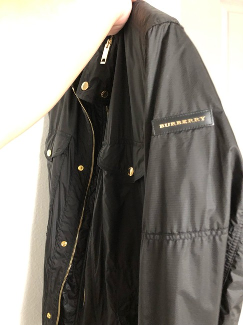 Burberry black and gold Jacket Image 5