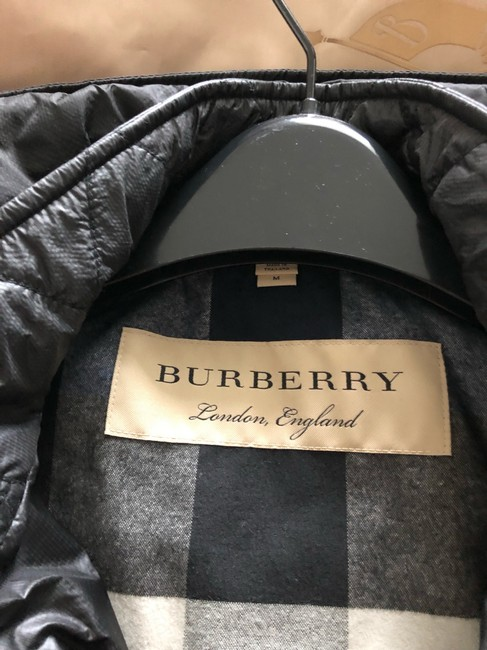 Burberry black and gold Jacket Image 7