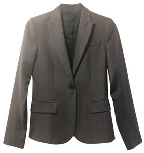 Theory Gabe Suit Charcoal Blazer