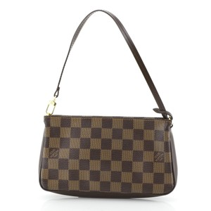 Louis Vuitton Canvas Pochette Shoulder Bag