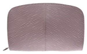 Louis Vuitton Louis Vuitton Epi Z Wallet Lilac M6344B Men's Ladies Genuine Leather Coin Case