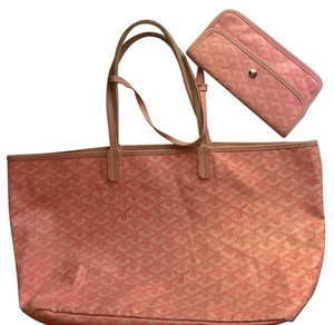 Goyard Limited Edition High-end Bags Designer Bags Tote in Pink