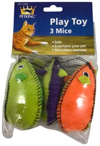 Pet king 3 pc new Play Toy nice for pets