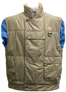 Gucci Reversible Canvas Outdoor Vest