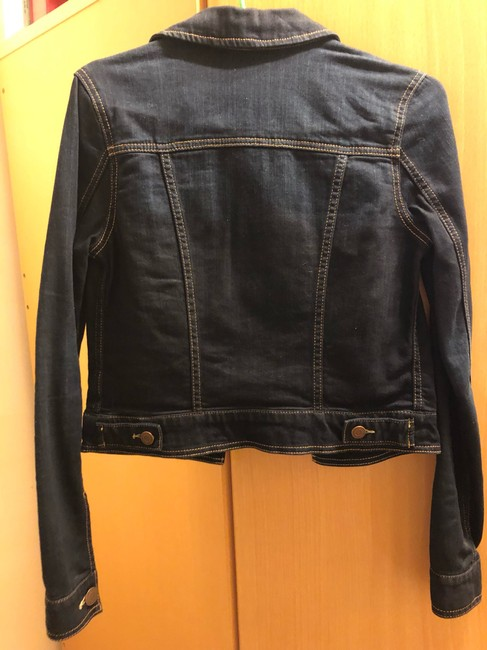 American Eagle Outfitters Womens Jean Jacket Image 1