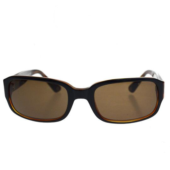 Chanel Auth CHANEL CC Quilted Sunglasses Eye Wear Plastic Bordeaux Image 1