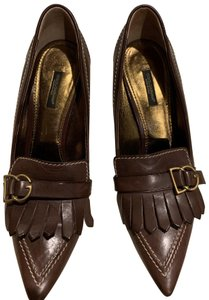 Dolce&Gabbana Dark (chocolate) brown Pumps