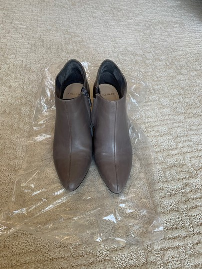 Cole Haan Grey Boots Image 1