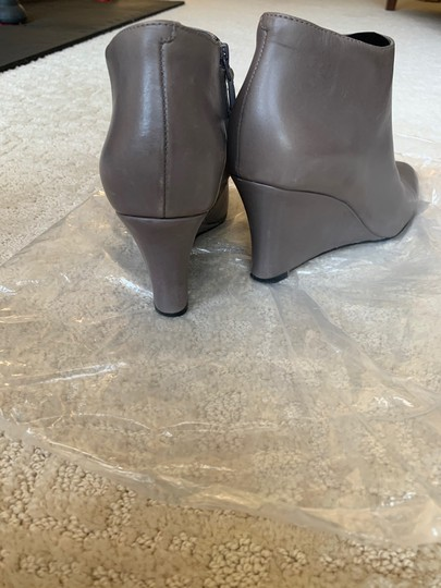 Cole Haan Grey Boots Image 3