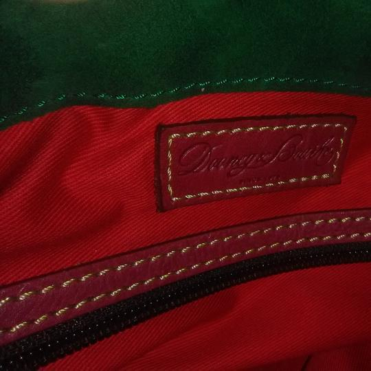 Dooney & Bourke Satchel in Red Image 3