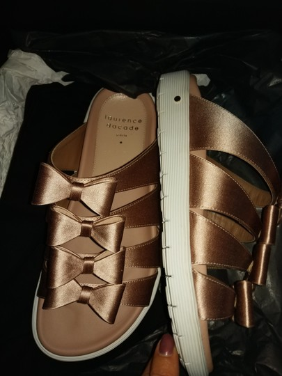 Laurence Dacade Rise beige Sandals Image 3