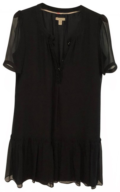 Preload https://img-static.tradesy.com/item/25956228/burberry-black-mid-length-short-casual-dress-size-6-s-0-1-650-650.jpg
