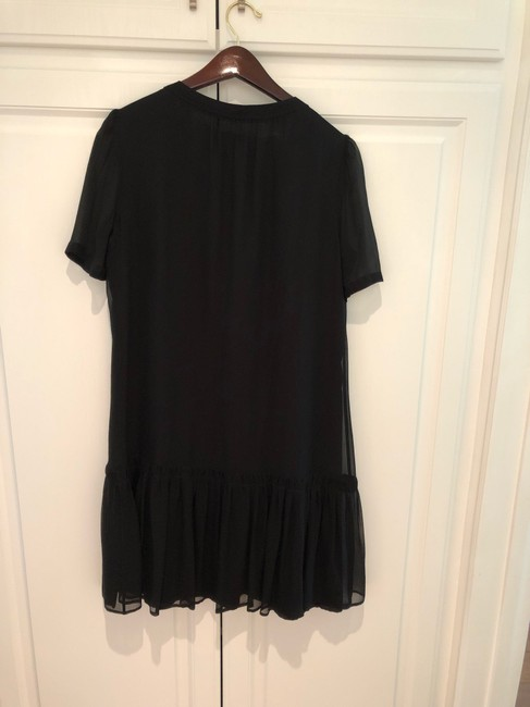 Burberry short dress black on Tradesy Image 6