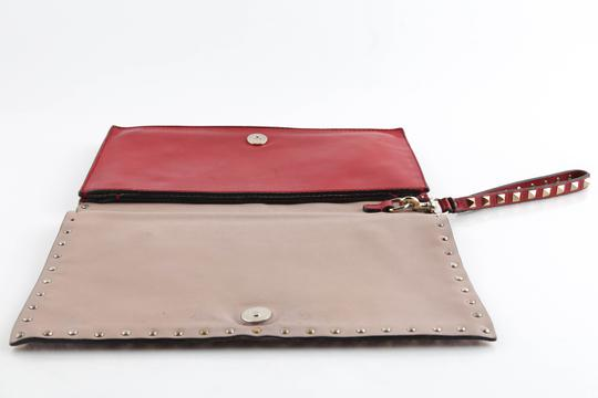 Valentino Red Clutch Image 8