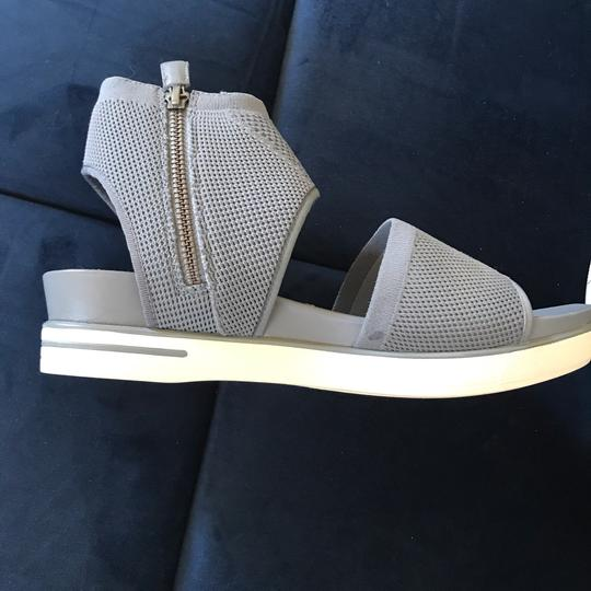 Eileen Fisher moon grey gray Sandals Image 1