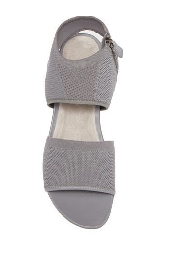 Eileen Fisher moon grey gray Sandals Image 7
