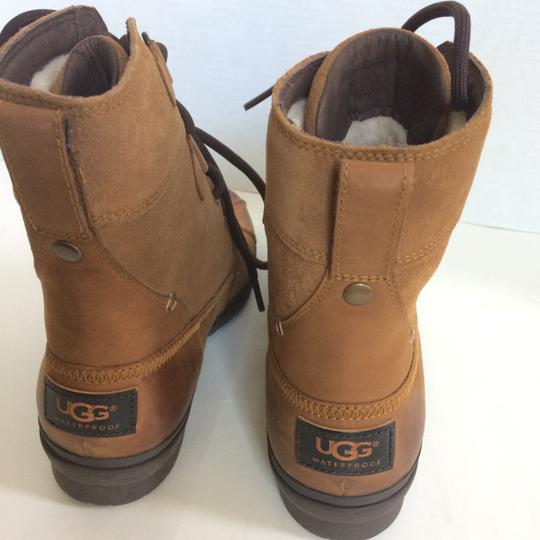 UGG Australia New With Tags New In Box TAN Boots Image 3