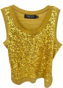 Misook Top Gold