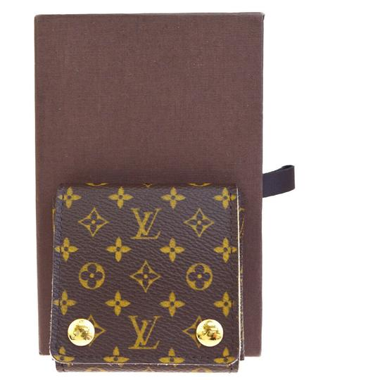 Preload https://img-static.tradesy.com/item/25956362/louis-vuitton-brown-jewelry-necklace-case-monogram-leather-wallet-0-0-540-540.jpg