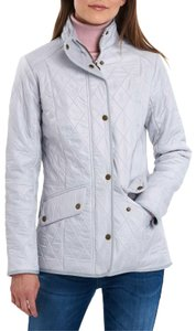 Barbour White Jacket